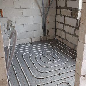 Ogrzewanie podłogowe szamotuły