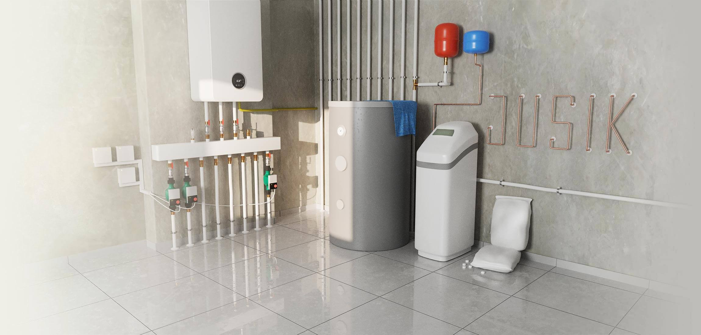 Jusik Instalacje sanitarne Poznań i okolice